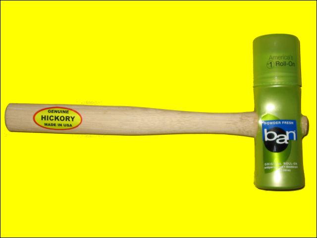 The banhammer
